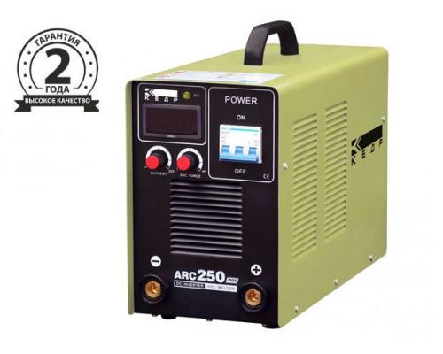 Сварочный инвертор КЕДР ARC-250