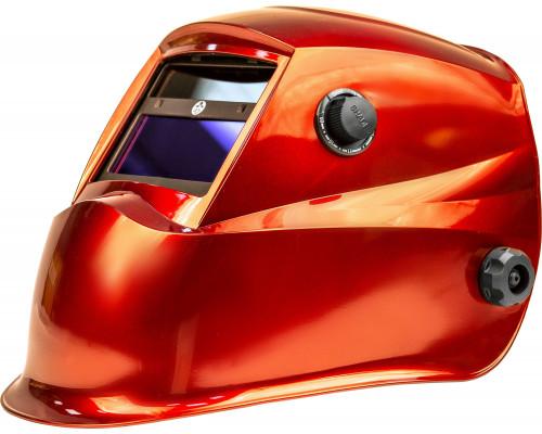 START-MASTER c АСФ 605 Маска сварщика хамелеон (Красная)