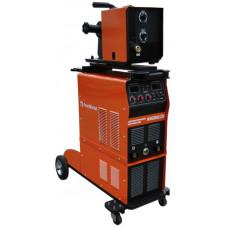 Полуавтомат инверторный INVERMIG 358 с отдельным МП на тележке (60-350А