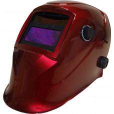 START-COMFORT c АСФ 550 Маска сварщика хамелеон (Красный глянец)